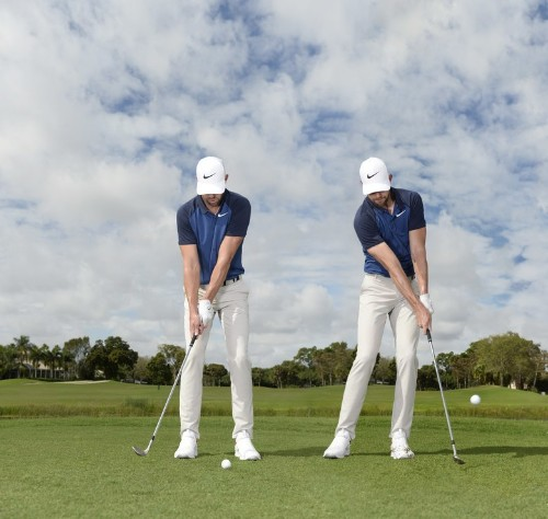 Short-Game Saver: Master the straight-arm chip to gain control around the green