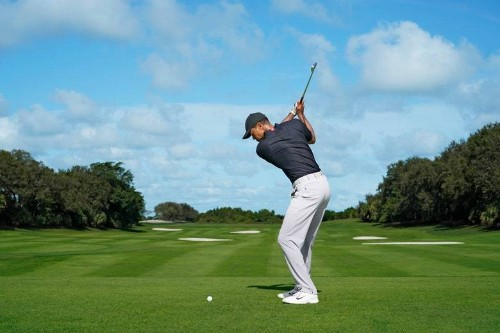 Tiger Woods' iron game, explained (in detail, in his own words)