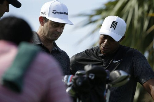 When Tiger Woods tests equipment, no detail is too small