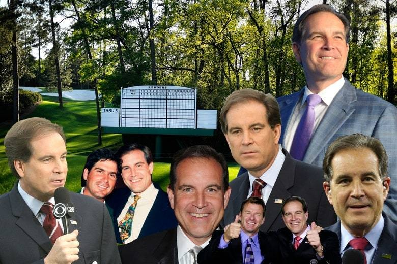 Masters 2020: The 10 most syrupy Jim Nantz Masters monologues