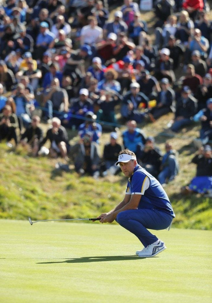 Jar your next pressure putt like Ryder Cup killer Ian Poulter