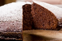 Discover flourless chocolate cake