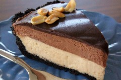 Discover chocolate mousse pie
