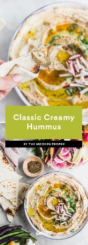 11 Hummus Recipes That Will Make You Ditch Store-Bought for Good