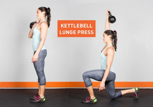 22 Kettlebell Exercise: Kettlebell Workouts For Women