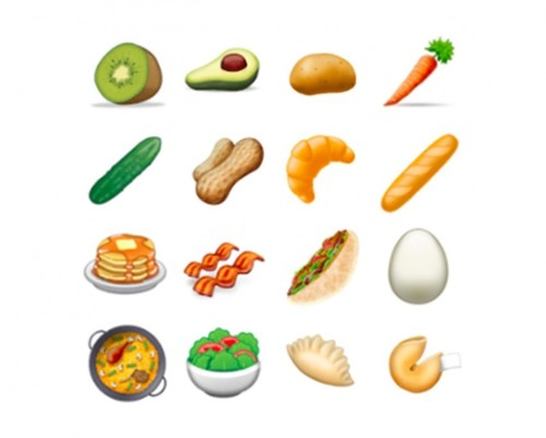 Bacon and Avocado Emojis are Finally Here