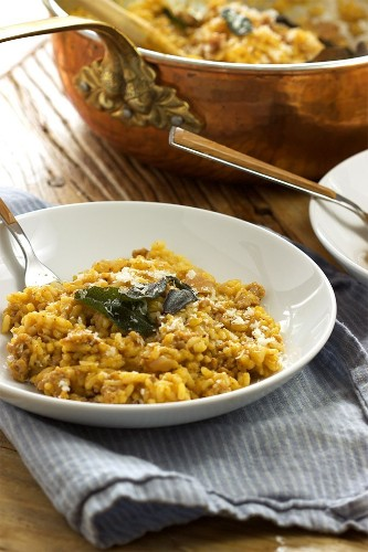 19 Healthier Takes on Risotto That Won't Have You Stirring for Hours