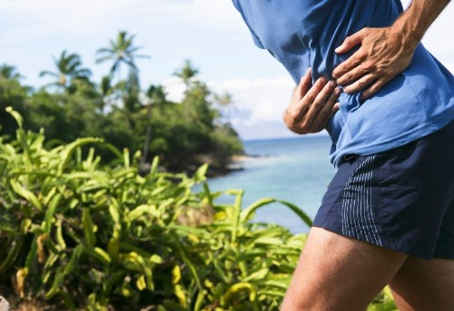 How to Stop a Side Stitch ASAP