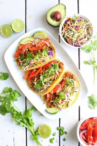 21 Vegan Tacos Because Mexican Food Doesn't Have to Be Meat