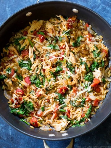 21 Orzo Recipes Because the Little Noodle Doesn't Get Enough Attention