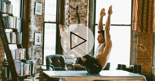 Abs Exercises: A 6-Minute Core Challenge Workout