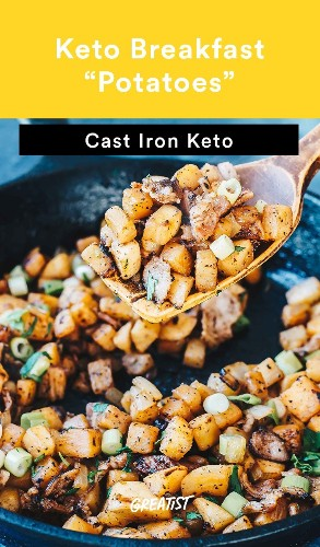 6 One-Pan Keto Dishes for Easy Low-Carb Breakfasts, Lunches, and Dinners