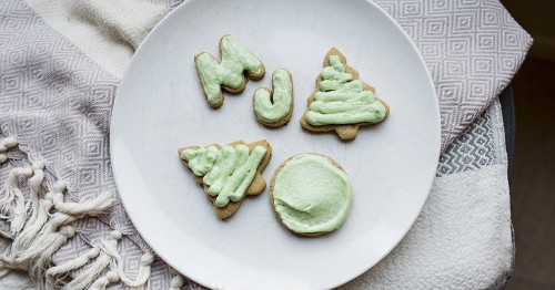 12 Days of Cannabis Cookies for an Extra-Happy Holiday