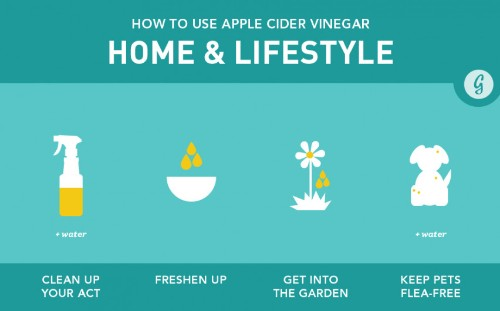 26 Genius Ways to Use Apple Cider Vinegar