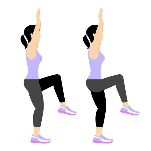 This Science-Backed 7-Minute Workout Will Strengthen Your Butt and Legs