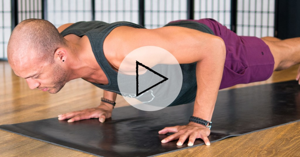 An Upper-Body Yoga Flow That Will Take Your Practice to the Next Level