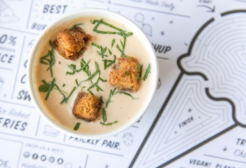 This Rich and Creamy Vegan Soup Is a Dream Come True
