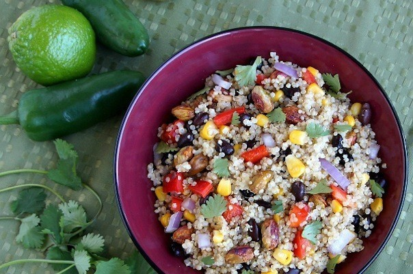 5 Healthy Quinoa Recipes from Around the Web