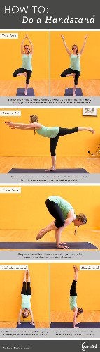 So You Want to Do a Handstand