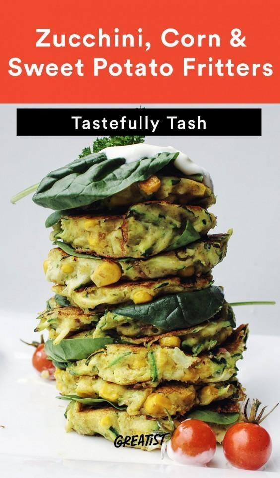 Delicious recipes - Magazine cover