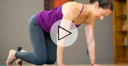 Low Back Pain: A Yoga-Inspired Workout for Prevention