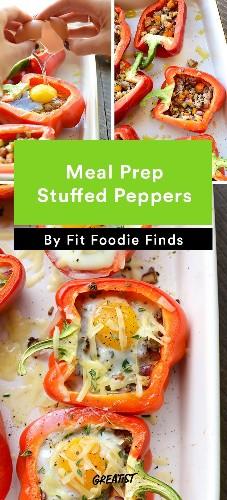 9 Meal-Prep Recipes to Help You Get Mega Organized