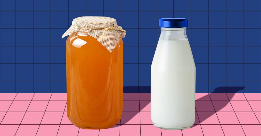 Kefir vs. Kombucha: Which Probiotic Drink Is Better?