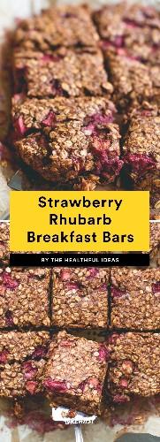 7 Rhubarb Recipes That Aren't Your Grandma's Pie