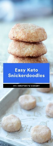 9 Keto Cookie Recipes That Are Somehow Part of a Diet