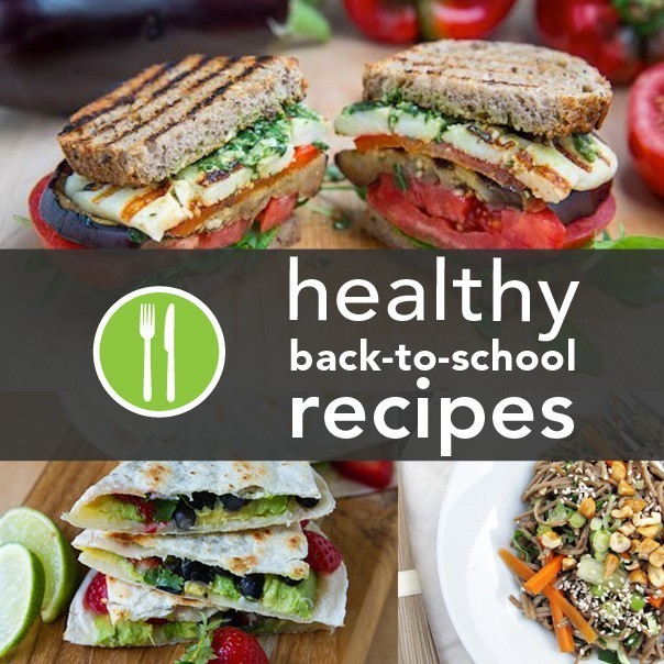 10 Healthy Back-to-School Lunch Recipes from Around the Web