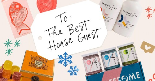 15 Host and Hostess Gifts That Aren't GD Tea Towels