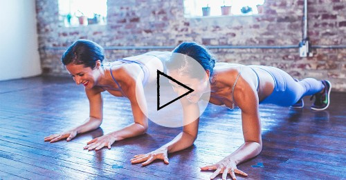 Core Workout With a HIIT Twist
