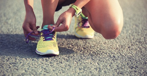 4 Super-Important Foot Stretches for Runners