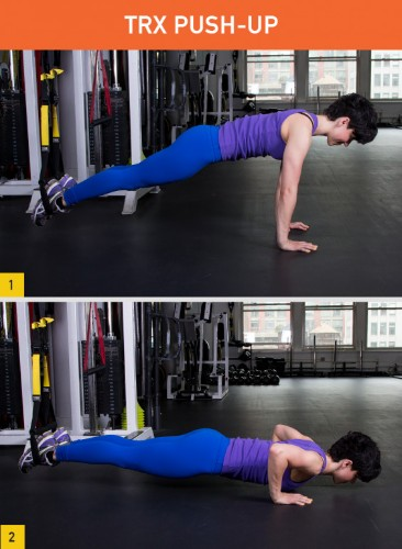 TRX Workouts: 44 Insanely Effective TRX Exercises