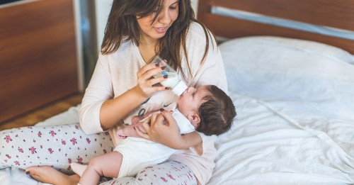Giving Up Breastfeeding Made Me a Better Mom. Here's Why