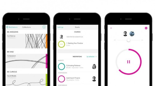 Here's a Meditation App You'll Actually Use