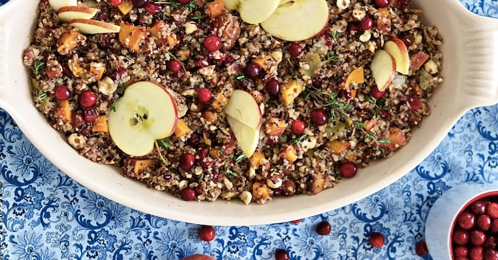 33 Vegetarian Thanksgiving Recipes Made With Real Food (Not Tofurkey)