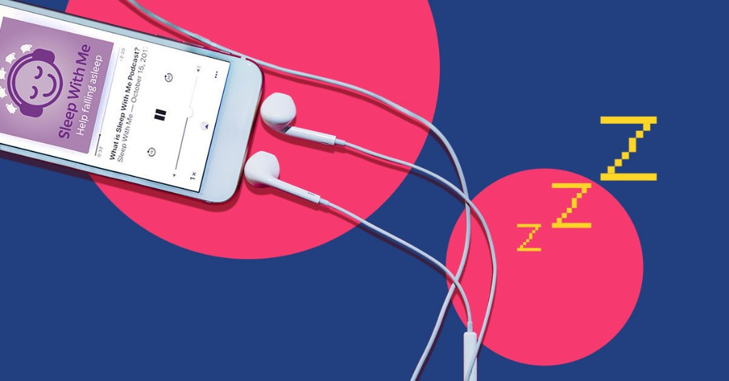 The Best Sleep Podcasts for a Good Night's Rest