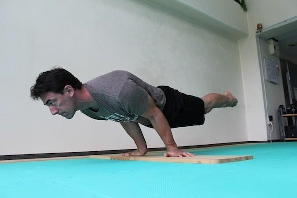 Move Like a Ninja: A Beginner's Guide to Bodyweight Skills