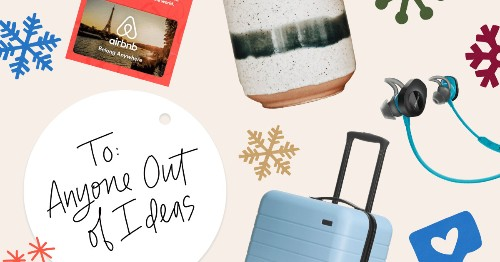 13 Gifts That'll Work for Literally Everyone on Your List