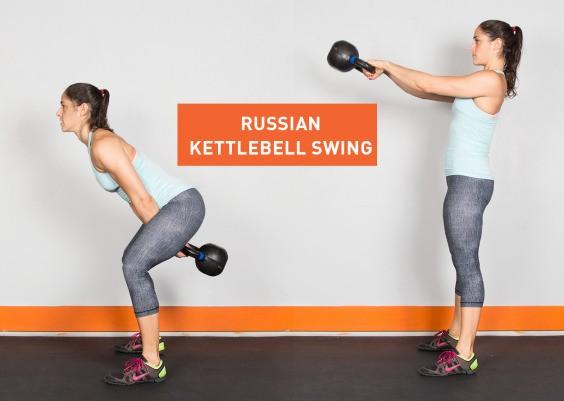 22 Kettlebell Exercise: Kettlebell Workouts For Women
