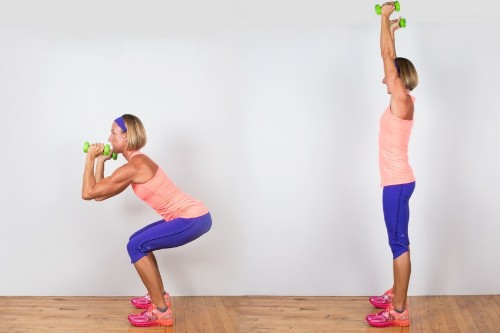 This High-Intensity Workout Leaves No Muscle Untouched