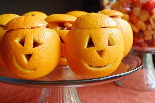14 Healthy Halloween Recipes