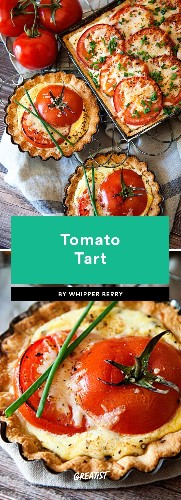 9 Savory Tart Recipes That Might Be the Prettiest Things You Make All Year