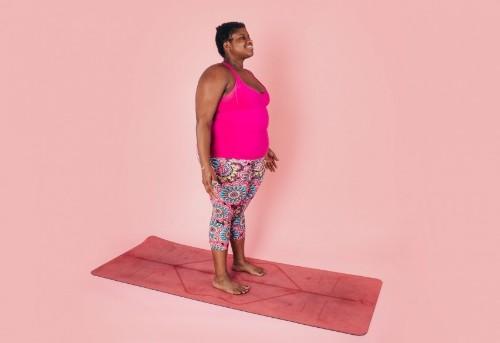 Jessamyn Stanley Shares 12 Easy Yoga Poses for Beginners