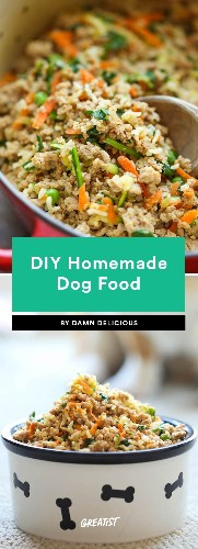 7 Homemade Dog Food Recipes We Won't Tell Anyone You Ate Some Of