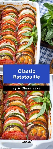 7 Ratatouille Recipes That Are as Good as the Movie