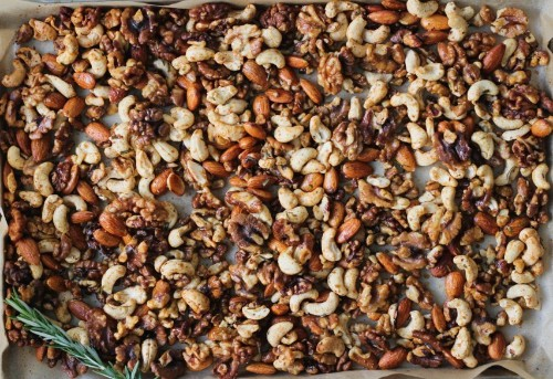 This Spiced Nuts Recipe Is Hands Down the Best We've Ever Tasted