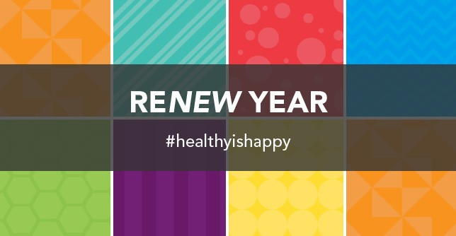 Renew Year: 30 Simple Challenges to Help You Find Your Healthy