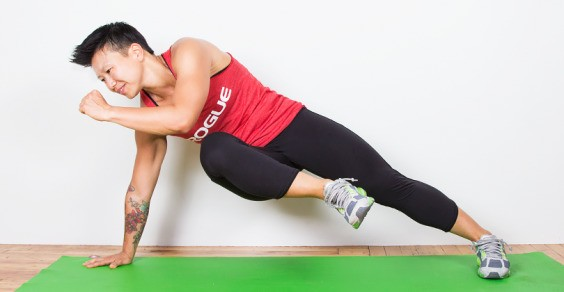47 Crazy-Fun Plank Variations for a Killer Core